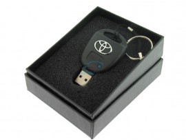 Toyota Memory Stick - Flash Drive - USB Memory  stick - 16 GB - in gift box - after market product