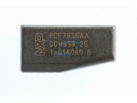 Transponder ID46 - T14 - PCF7936 - precoded for Opel - OEM Product