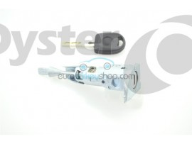 Door lock for Volkswagen Touareg - keyblade HU66 - OEM product