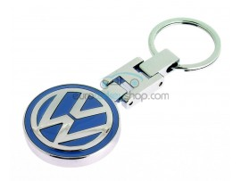 Volkswagen Keyring - luxury version - with logo on both sides - after market product