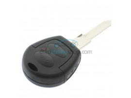Seat 2 Button Remote Key Case - with VW logo - Key Blade HU49 - after market product
