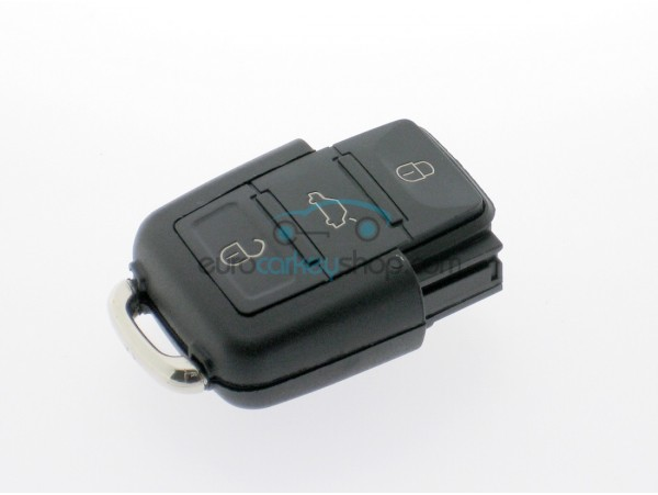 Volkswagen 3 Button Key Fob Remote Key Control Shell - after market product
