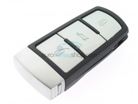 VW Passat 3 Button Remote Key FOB replacement Case/Shell - after market product