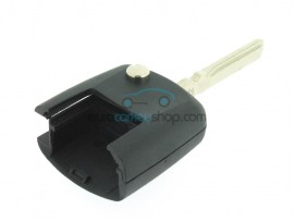 Volkswagen Crafter key flip part - ID48 chip - Key Blade HU116TE - after market product