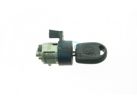 Volkswagen ignition barrel with 1 key for VW Polo - Passat - Bora - Key blade HU66 - after market product