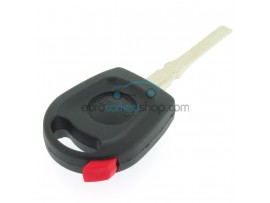 Volkswagen Crafter Carkey - without transponder - key blade HU116TE - Silca Product - after market product
