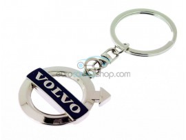 Volvo Keyring - logo on both sides - after market product