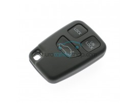 Volvo remote control - 3 buttons - 433,92 Mhz - S70 - V70 - C70 - XC70 - (1997 - 2000)  - OEM Product