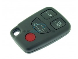 Volvo Remote Case 3 Buttons - including buttons - with panic button - after market product