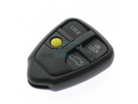 Volvo remote control - 5 buttons - 433,92 Mhz - S60 - V70 - XC70 - S80  - (1999 - 2003)  - OEM Product