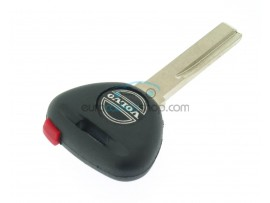 Volvo key with space to place transponder chip - keyblade HU56R - after market product