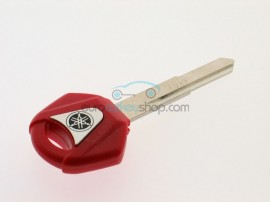 Yamaha Motorbike key - Red - Key blade YH34RAT22 (45mm) - after market product