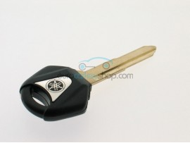 Yamaha Motorbike key - Black - Key blade TH35RAT22 (45mm) - after market product