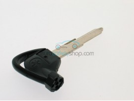 Yamaha Motorbike key - Black - Key blade YH35RAT22 (groove left) - after market product