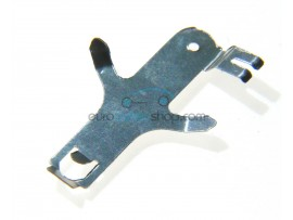 Metal battery holder for remote key Nissan - after market product