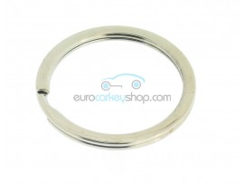 Key ring steel 32 mm - 10 pieces - after market product